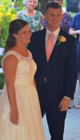 Congratulations Mary Grace and Judson! 173 Carlyle House Historic Downtown Norcross