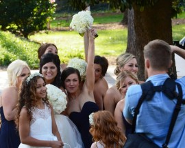Congratulations Justin and Megan! 173 Carlyle House Historic Downtown Norcross