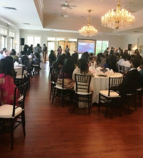 Justin and Roshni Engagement Party 173 Carlyle House Historic Downtown Norcross