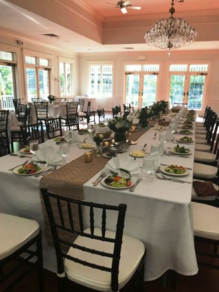 Hannah and Alex's Rehearsal Dinner 173 Carlyle House Historic Downtown Norcross