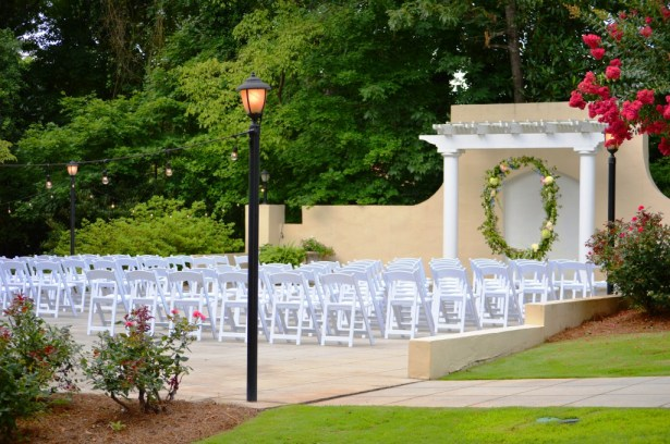 Francis and Dennis's Vow Renewal 173 Carlyle House Historic Downtown Norcross