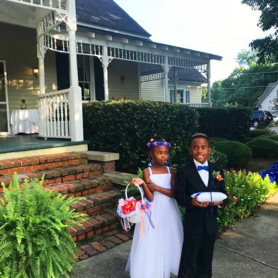 Daimia and Irwin's Wedding 173 Carlyle House Historic Downtown Norcross