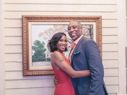 Jamie and Reginald's Wedding 173 Carlyle House Historic Downtown Norcross