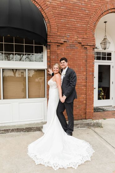 Kylee and Ben's Wedding 173 Carlyle House Historic Downtown Norcross