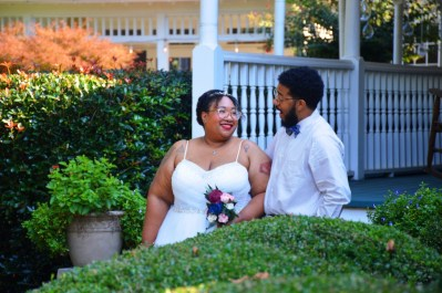 Danaya and Durante's Wedding 173 Carlyle House Historic Downtown Norcross