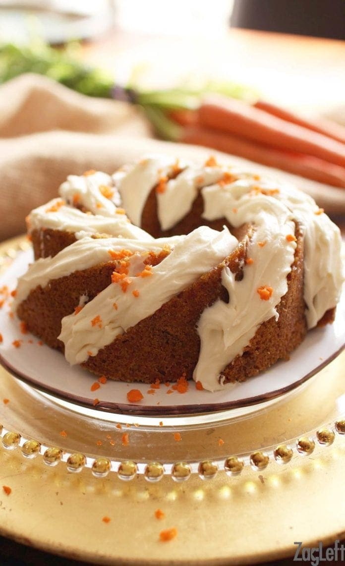 Carrot Cake Recipe For One   Cooking For One   One Dish Kitchen This delicious Carrot Cake is the perfect size for one or two people  All  the