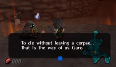 Garo Death