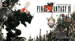 Final Fantasy VI Cover Art