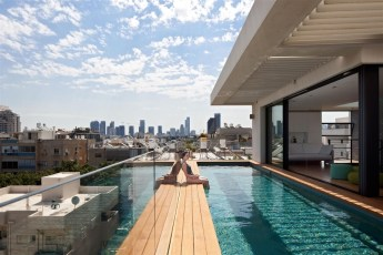Home tour vivienda de diseño en Tel Aviv by Pitsou Kedem Architects