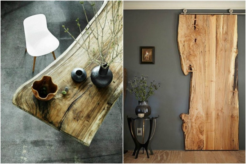 Tendencias decorativas en madera para el 2018