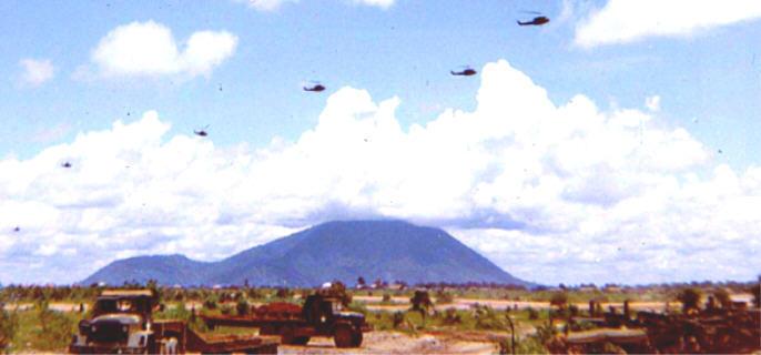 Tay Ninh 196th Light Infantry Brigade