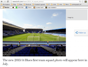 Squad photo will appear here