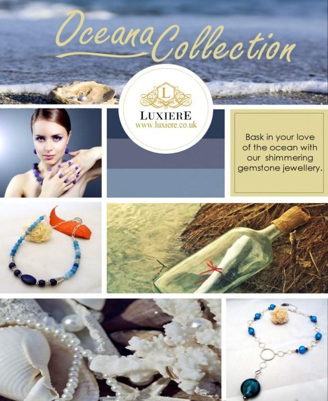 Oceana Gemstone Jewellery