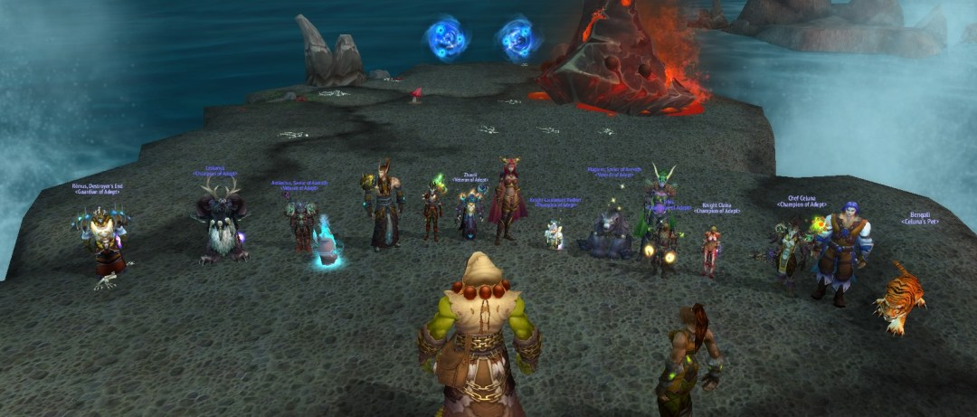 Saviors of Azeroth: Heroic Madness