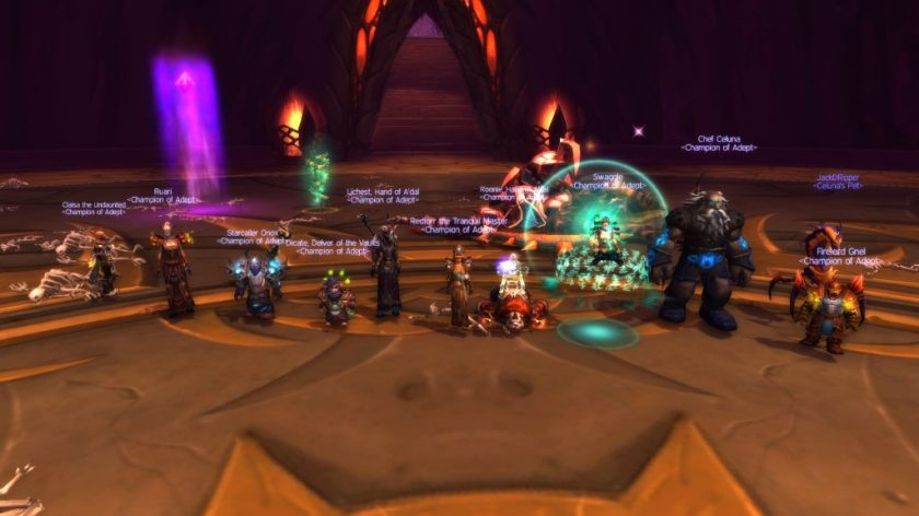 Windlord hc downed by Red Squadron