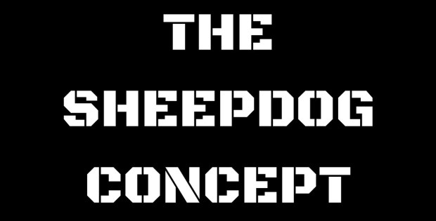 Sheepdog Concept, prepper,