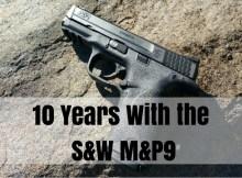 S&W M&P9, Smith & Wesson, M&P9, pistol, 9mm, preparedness, self defense, prepper, survival,