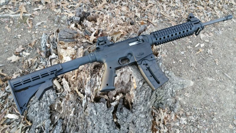 Mossberg, Mossberg 715T, AR-15, firearm, preparedness, prepper, .22LR, review