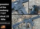 Mossberg, Mossberg 715T, rifle, 22LR, survival, preparedness, prepper, SHTF
