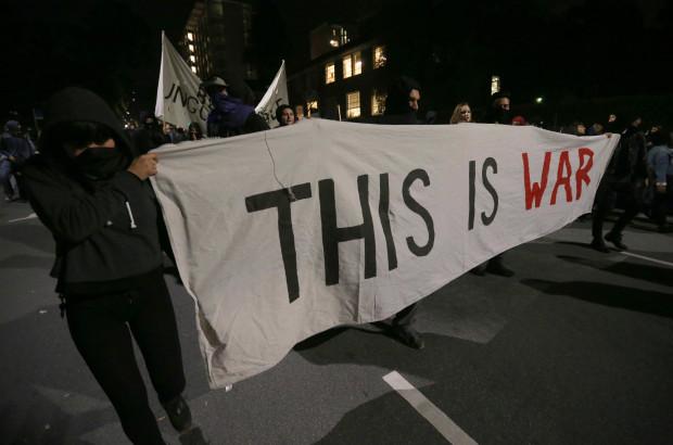 UC BERKELEY MILO PROTEST