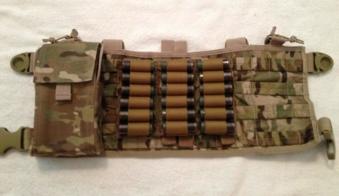 Condor, shotgun, shotshell, holder, LBE, plate carrier, preparedness, SHTF, survival