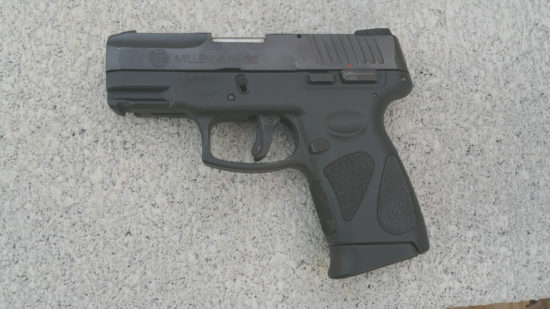 Taurus, G2, pistol, CWP, 9mm,