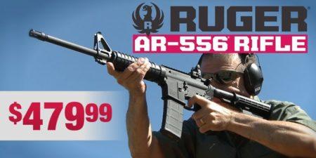 Ruger, AR-15, AR, firearms, gun, SHTF, prepper, preparedness, survival