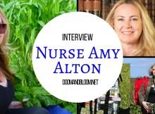 Amy Alton, Nurse, Nurse Amy, preparedness, Doom and Bloom, medial, first aid,