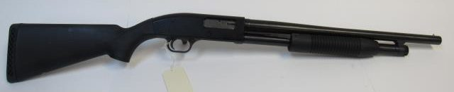Mossberg, Model 88, shotgun, SHTF, gun, firearms, survival battery