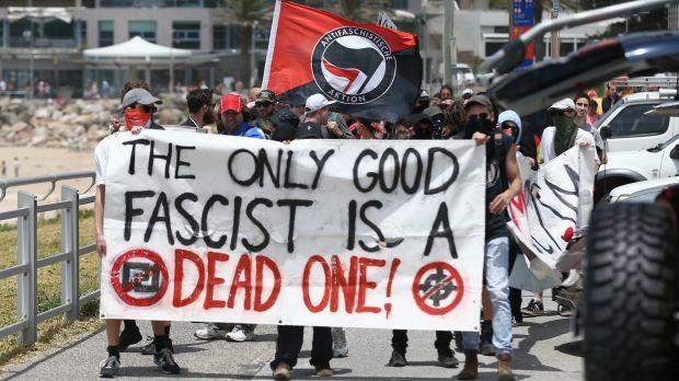 Antifa, radical, extremist, Liberal, communist, terrorism