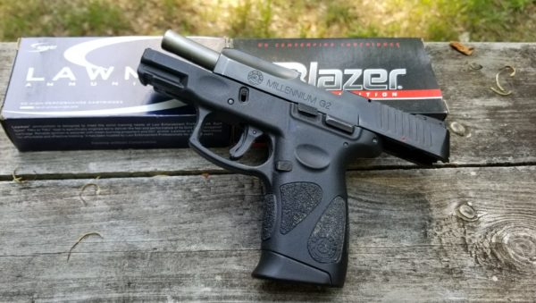 Taurus PT-111, G2, 9mm, carry pistol, performance, reliability,