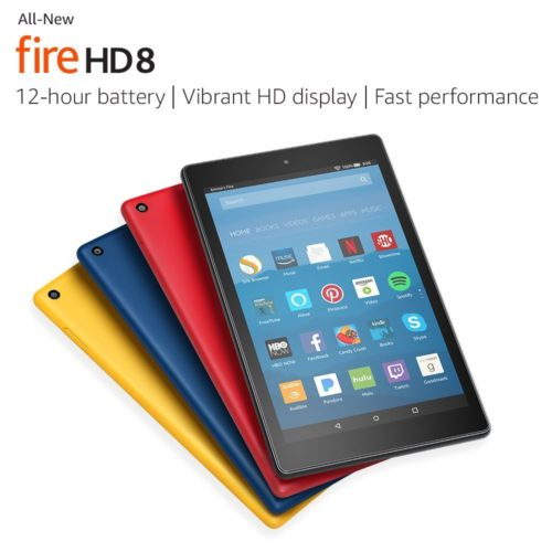 Amazon Fire, Fire, tablet, HD 8, survival, library, Kindle, prepper, preparedness, files,