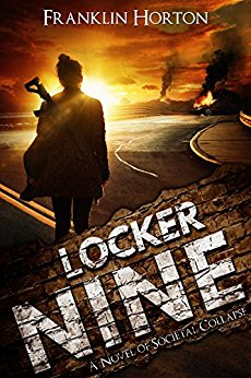 Locker Nine, book, prepper fiction, SHTF, EMP