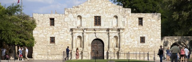 The Alamo, succession