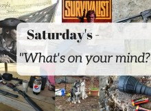 Saturday, prep's this week, prepper, preparedness, SHTF, current events