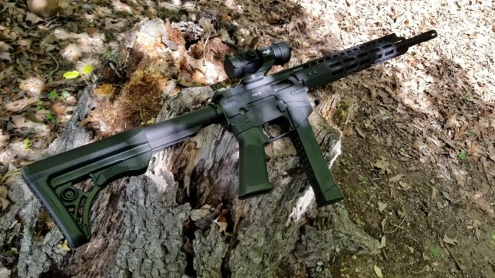 Freedom Ordnance FX-9, FX-9, test, review, 9mm, carbine, 9mm carbine, SHTF, prepper