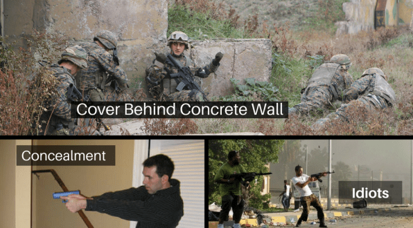 tactics, American Reformation, cover, concealment, SHTF, defense,