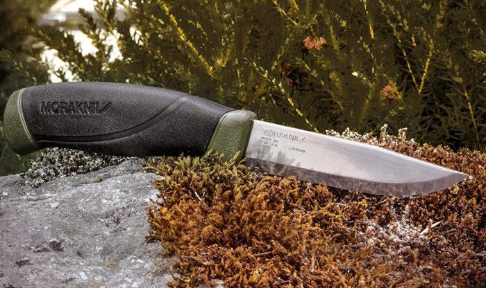 Mora, knife, survival knife, survival kit, bushcraft