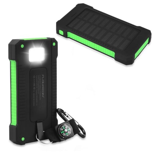 solar power bank charger review