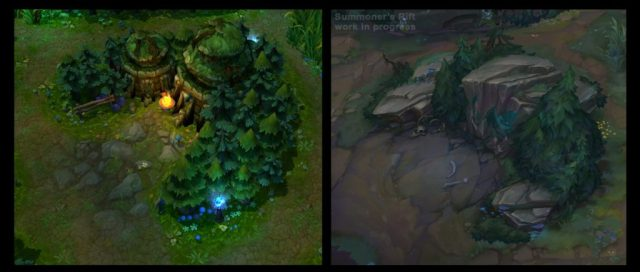 How I Crafted My View For The League Of Legends Champions