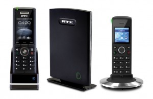 RTX8630 IP DECT Multicell solution