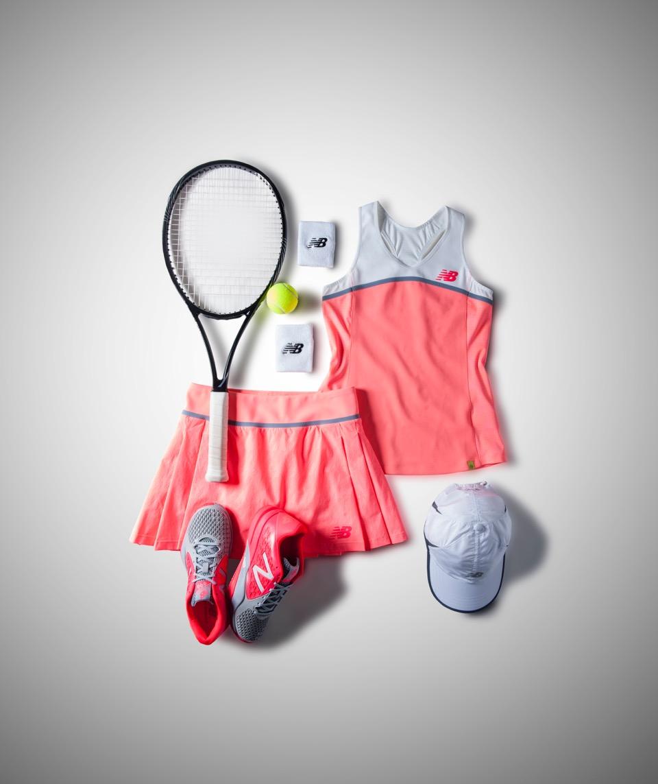 Heather Watson New Balance Tennis Outfit