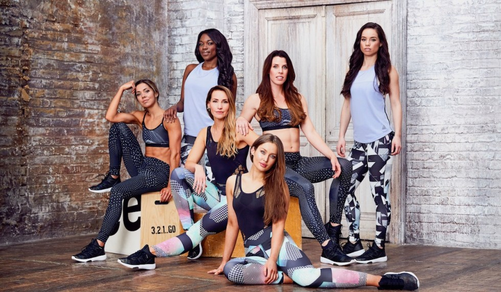 Reebok Girl Squad Group