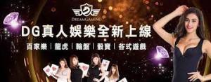 DG娛樂城官網圖表