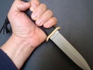 Cuchillo.