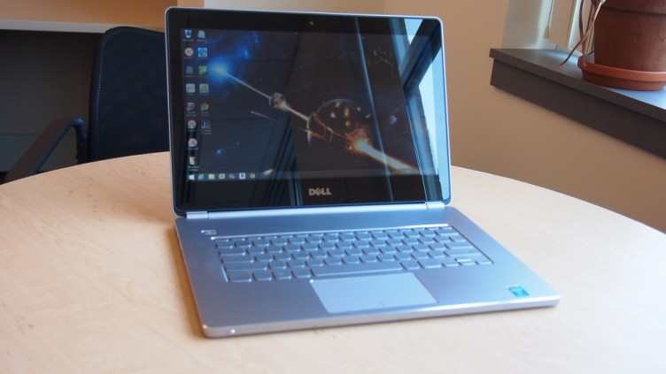 Dell Inspiron 14 7000 Series Review Curvaceous Competitor