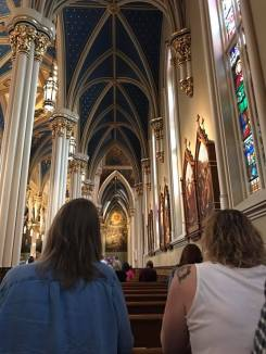 Basilica of the Sacred Heart - Notre Dame