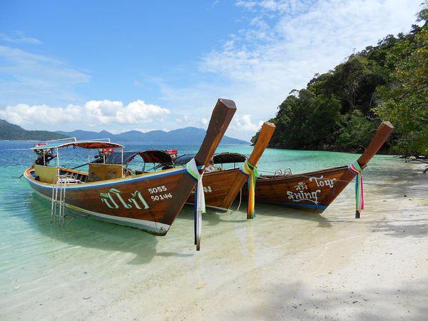 【普吉島】精彩跳島一日遊(一) 披披島(PP島)+瑪雅灣+蛋島
