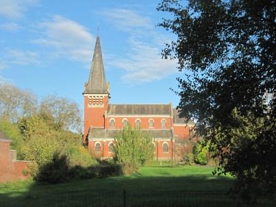 Frise Church 2013