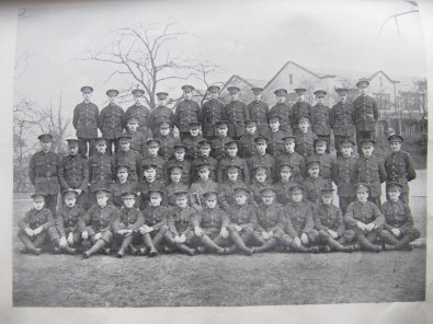 III Platoon, 17th Bttn, Manchester Regiment
